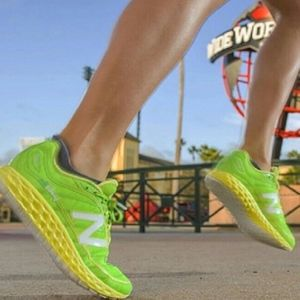 Run Disney Tinkerbell Sneakers
